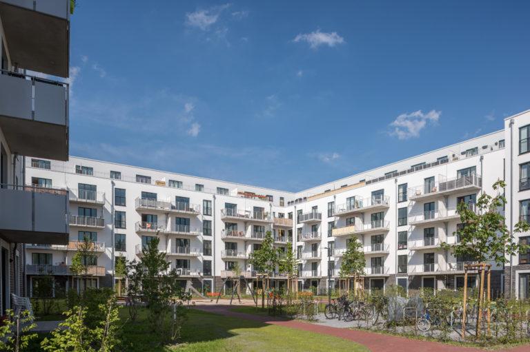 Wohnbebauung Gärtnerstraße