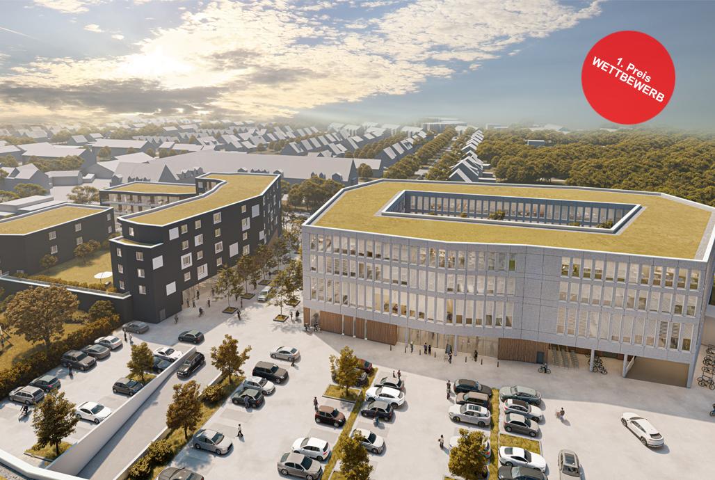 Wohn- und Geschäftsbebauung Bonn