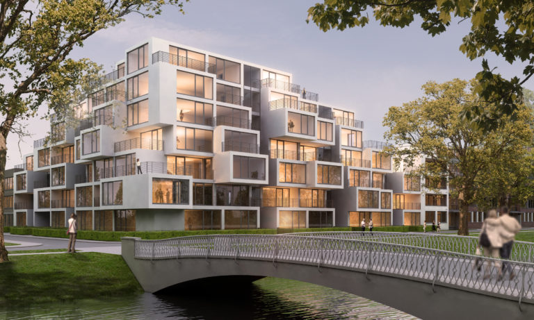 Wohnbebauung Clarenbachkanal | Köln