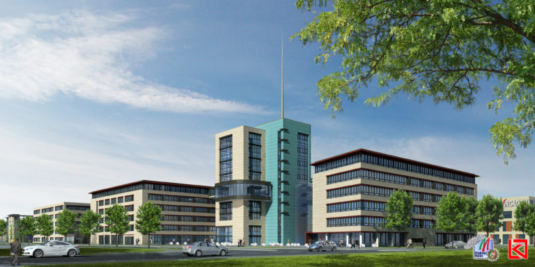 Neubau Polizeipräsidium | Köln