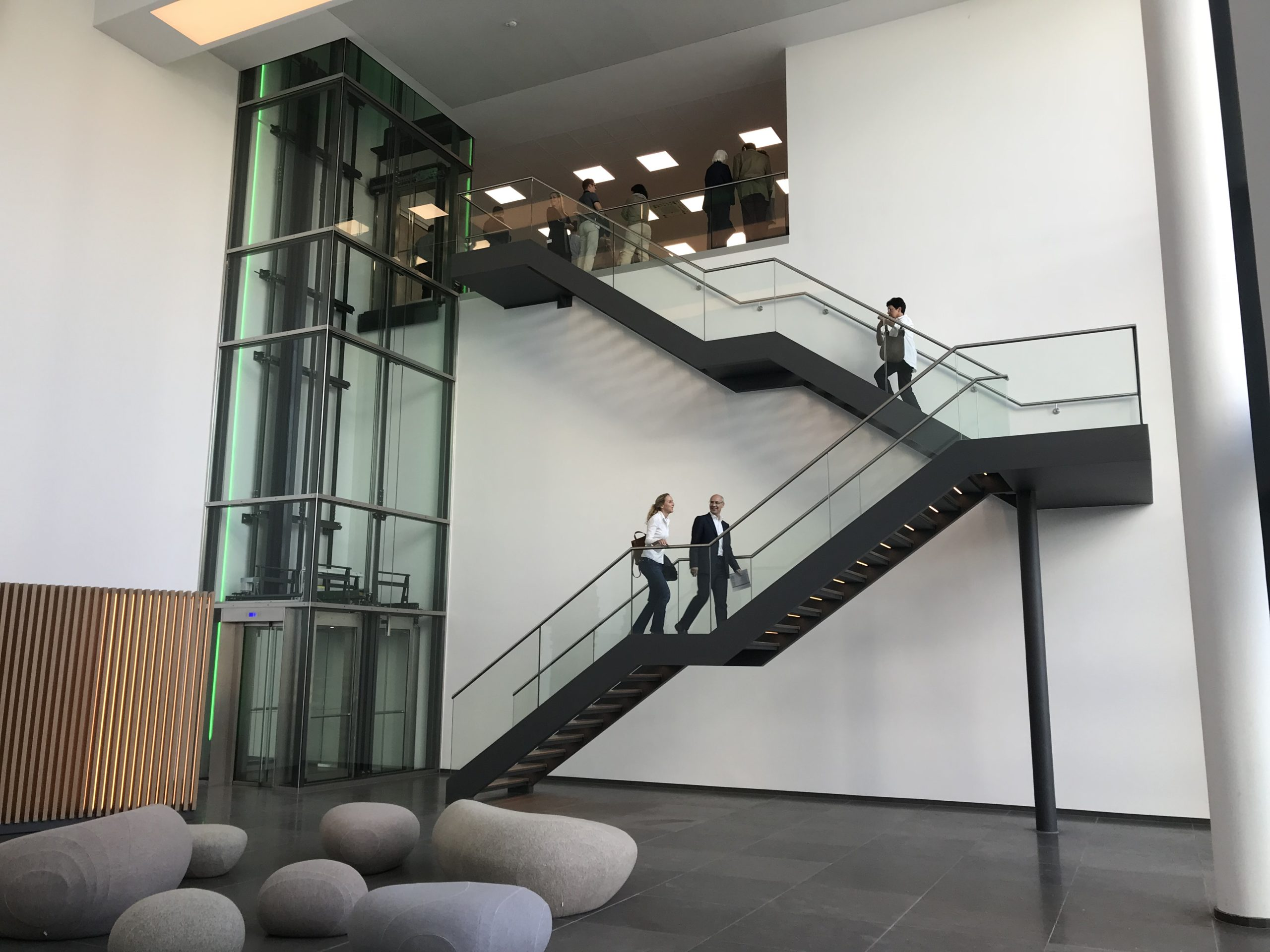 Bürogebäude Labor Horbellerstrasse